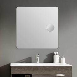 Espelho de casa de Banho Zoom Plus Quadrado