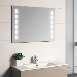 Espelho Led Moscovo para casa de Banho