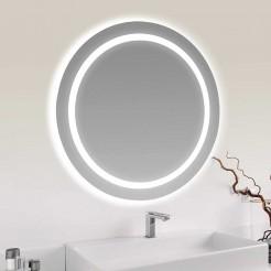 Espelho Led Terra 65 cm para casa de Banho