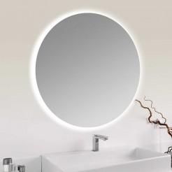 Espelho Led Sol para Casa de Banho