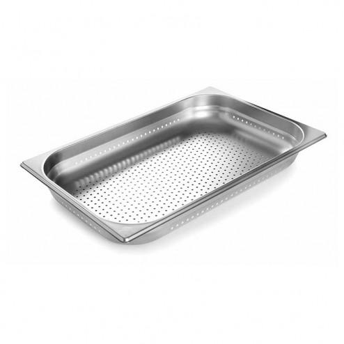 Colher Perfurada Inox Aisi 200 Gastronorm 2/1