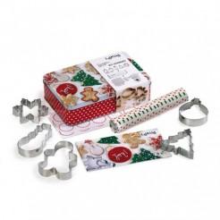 Kit Biscoitos De Natal
