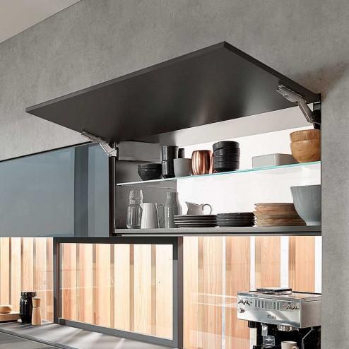 Dobradiça Articulada Cozinha Aventos HK Top