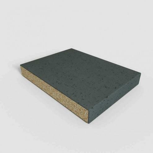 Bancada Pós-formada Pedra Carvão