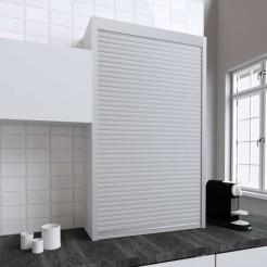 Kit para armário persiana cozinha inox mate 150x90