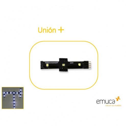 Union + para Aplicar diodo Emissor de luz Flexled