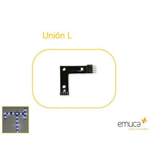 Union L para Aplicar diodo Emissor de luz Flexled