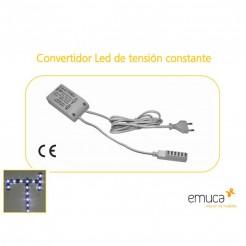 Conversor/Transformador do diodo Emissor de constante tensão 12V