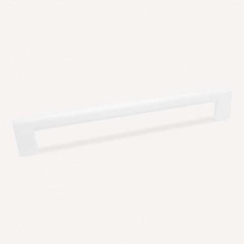 Puxador Metálico Branco Fosco 4741