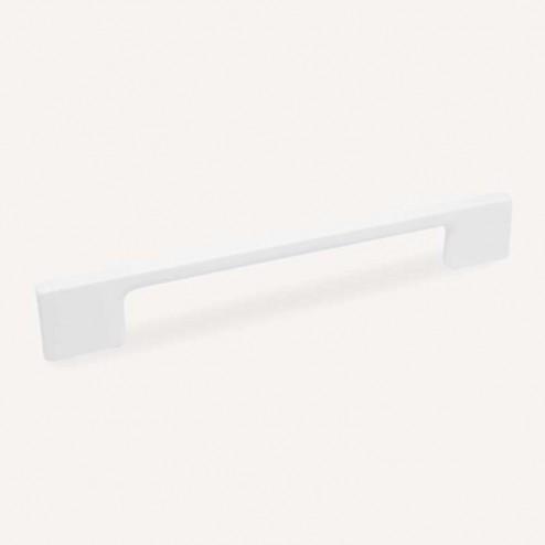Puxador Metálico Branco Fosco 4706