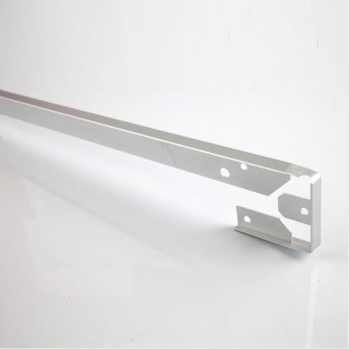 Union angulo bancada posformada 4 cms