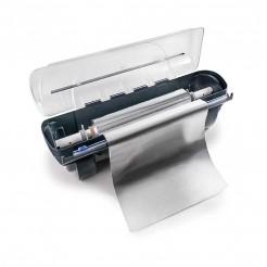 Dispensador de filme ou folha de alumínio
