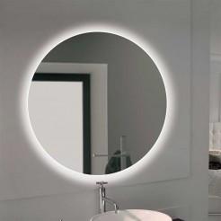 Espelho de casa de banho LED Cassiopeia