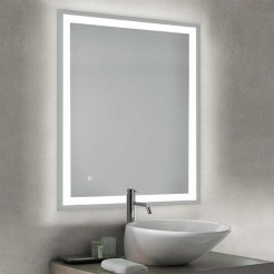 Espelho de casa de banho LED Hercules