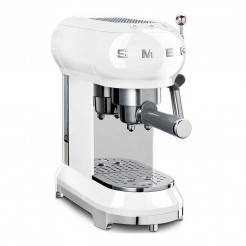 Máquina de Café Espresso 50's Style Branco
