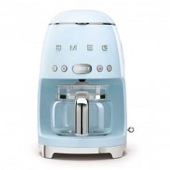 Cafeteira de gotejamento 50's Estilo Azul