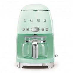 Cafeteira de gotejamento 50's Estilo Verde