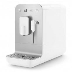 Cafeteira Superautomática com Vaporizador 50's Style Branco