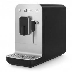 Cafeteira Superautomática com Vaporizador 50's style Preto