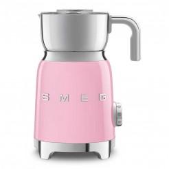 Espuma de leite 50's estilo Rosa