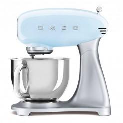 Robô de Cozinha 50's Estilo Azul