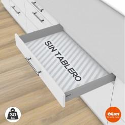 Cajon Tandembox ANTARO M Kit SEM Placa