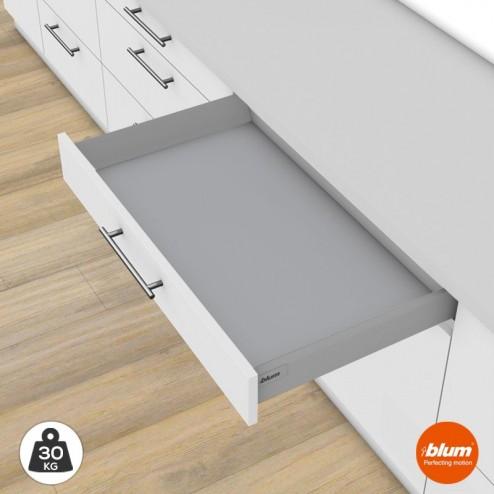 Cajon Tandembox M Kit COM Placa de Fundo 27