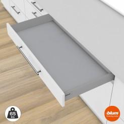 Cajon Tandembox M Kit COM Placa de Fundo 60 - 65KG