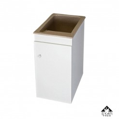 Armário lavanderia-pilha melamina Apolo
