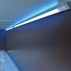 Tira diodo Emissor de luz 12V Metro 45º
