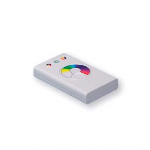 Transformador RGB 4 vias 15W 230V + Controle remoto