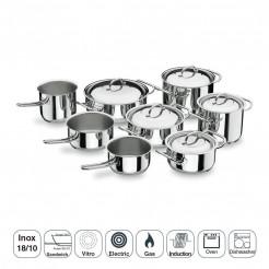 Bateria de Cozinha 8 Peças Profissional