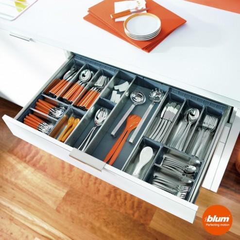 Cubertero cajon cozinha ORGALINE Blum
