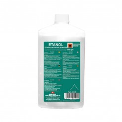 Garrafa 840 g Gel Combustível Etanol