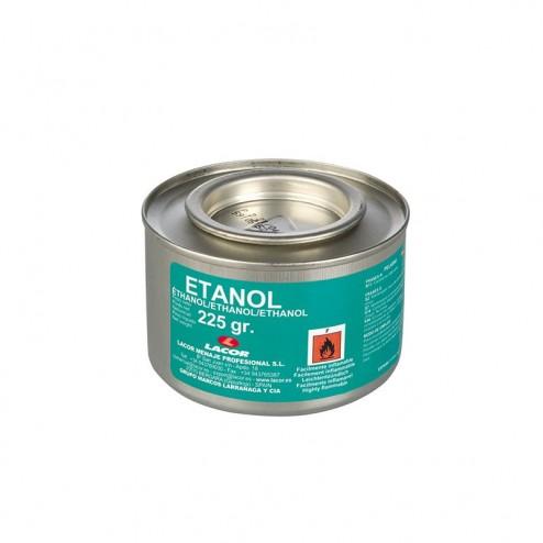 Lata 225 g Gel Combustível Etanol