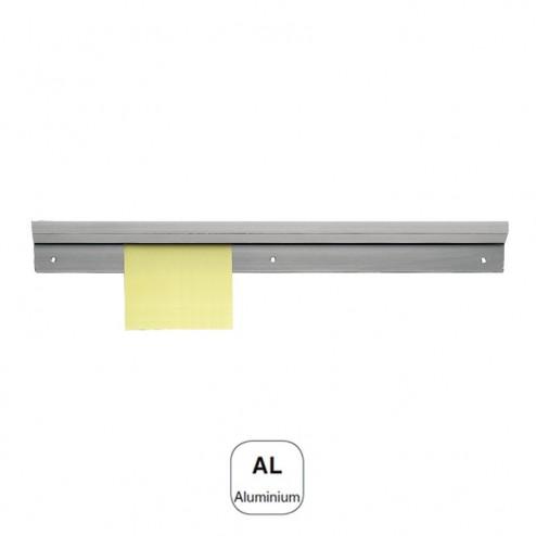 Barra de Alumínio para Fixação de Notas