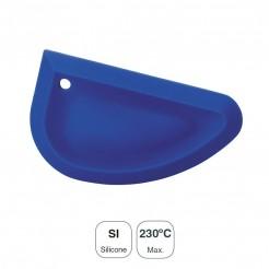 Raspador Silicone Azul