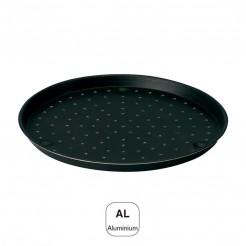 Molde Pizza Alumínio Perfurado