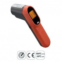 Termômetro Infravermelho Ponteiro Laser e Capa