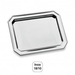 Caixa Octogonal Inox 18/10