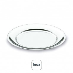 Fonte Redonda Inox 18% De Cr.