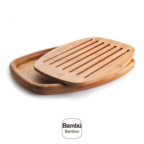 Tabela Oval de Corte Pão