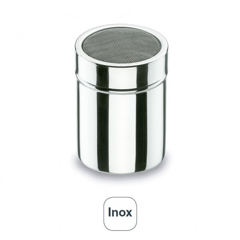 Porta-Condimentos Malha Fina Em Inox