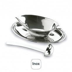 Tigela Luxe com Cacillo Inox