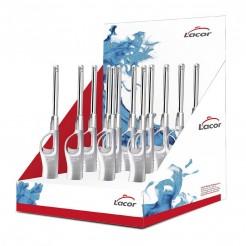 Caixa Display 12 Isqueiros de Gás Cana-Fixa