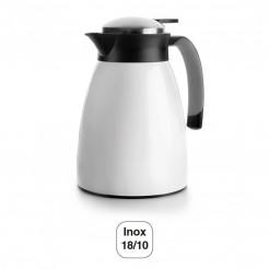 Servidor Garrafa Térmica Inox 18/10 Black & White
