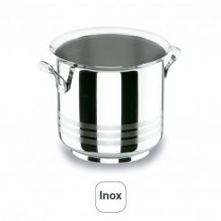 Balde de Gelo-Champanhe Inox Luxe com Alças