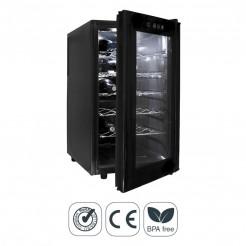 Armário Refrigerador Elétrico 48 l/70 W - 18 Garrafas Black Line