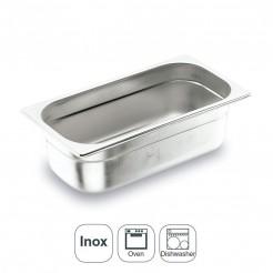Balde Inox Gastronorm 1/2