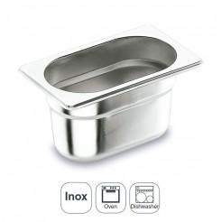 Balde Inox Aisi 200 Gastronorm 1/3